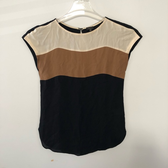 Aritzia Tops - Aritzia Talula 100% silk shell top in 3 colors
